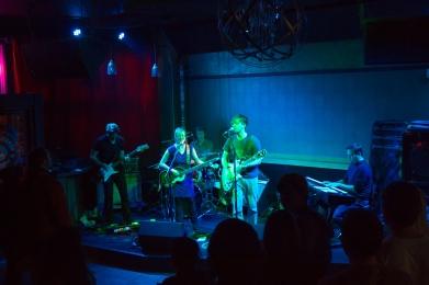 Bombs Away Cafe 12/10/15